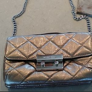 Michael Kors quilted purse